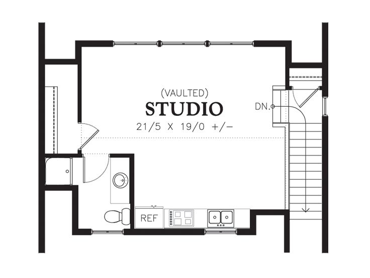 2nd Floor Plan 034g 0022