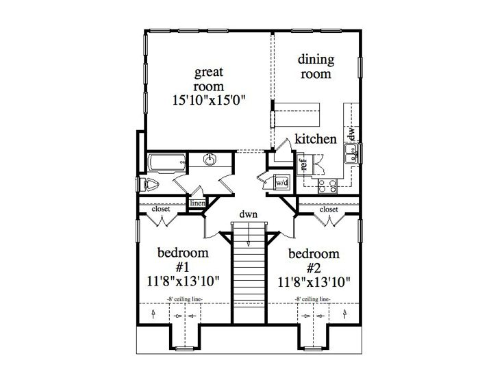 Garage apartment plans garage apartment with workshop for 3 bay garage with apartment above plans