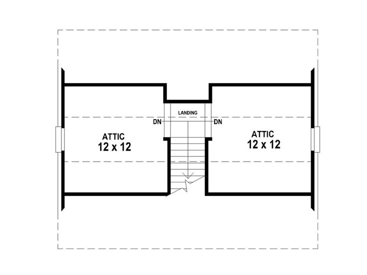 Two car garage plans 2 car garage loft plan with split 2nd floor loft ideas