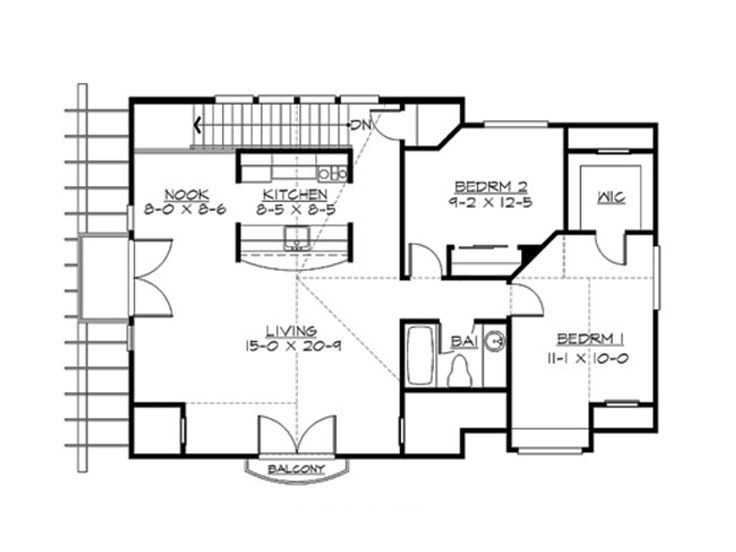 Carriage house plans european carriage house plan design for Carriage house floor plans