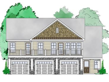 Carriage House Plan, 053G-0018