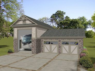 Pdf garage plans with rv carport plans free Motorhome carport plans