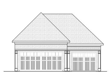 3-Car Garage Design, 019G-0005