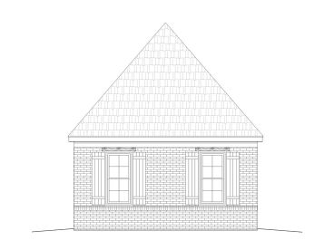 2-Car Garage Plan, 062G-0002