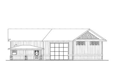 Carriage House Plan, 012G-0051
