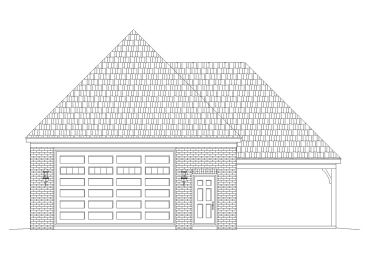 Double Garage Design, 006G-0135