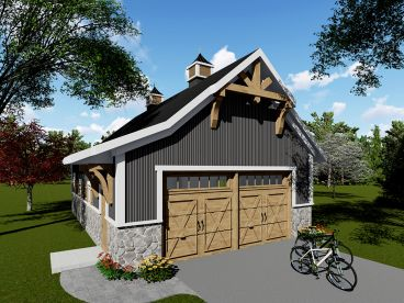 4 Car Garage Plans amp Larger Designs The