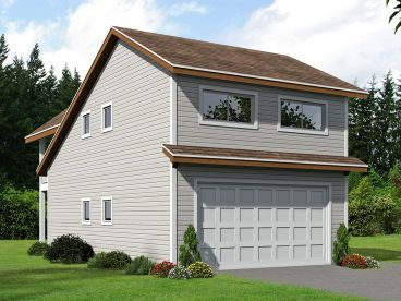 plan 062g 0073 - Garage House Plans