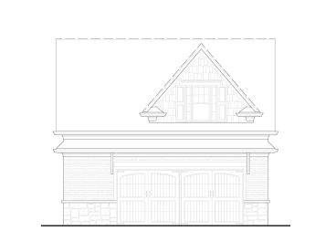 Garage Apartment Plans & Carriage House Plans – The Garage ...