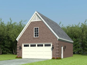 Garage with Boat Storage, 006G-0085