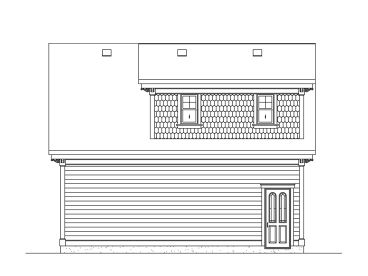 Carriage house plans 2 car carriage house plan 072g for 14x7 garage door