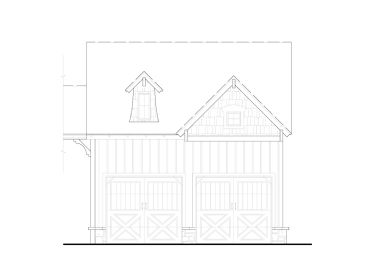2-Car Garage Plan, 084G-0013