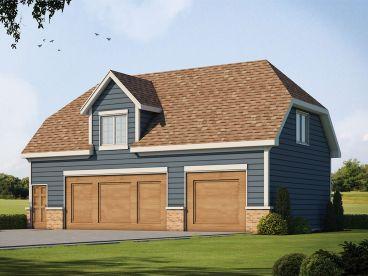 3 Car Garage Apartment 031g 0003