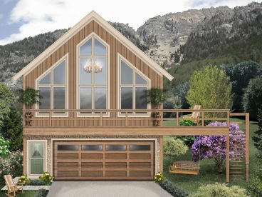 Garage Apartment Plans Carriage House Plan Designed For