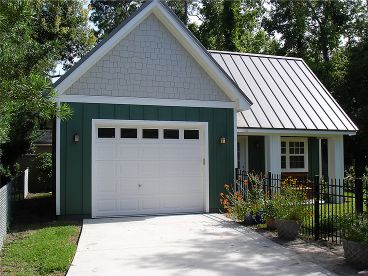 1 Car Garage Plans One Car Garage Designs The Garage