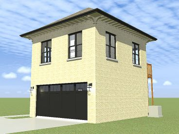 Carriage House Design, 052G-0011