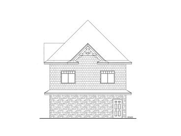 Carriage House Plan, 012G-0088