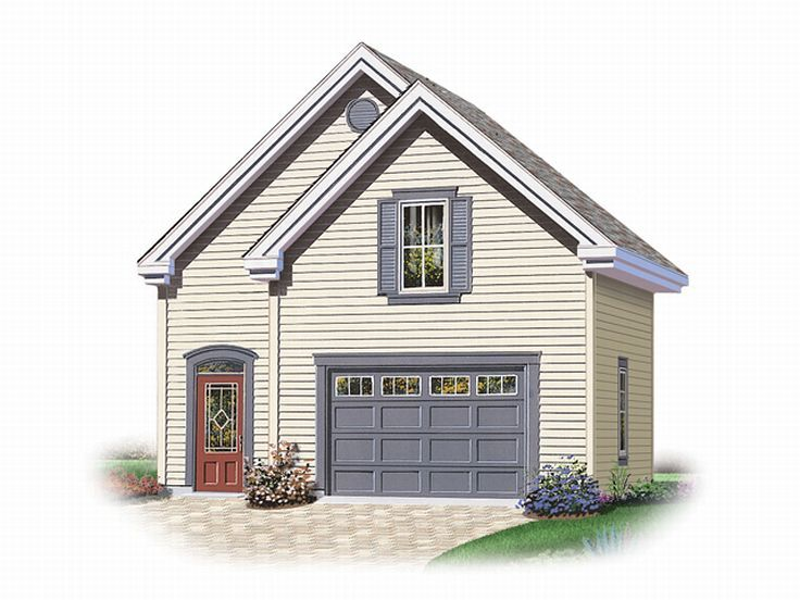 Boat storage garage plans two car boat storage garage for Garage plans with boat storage