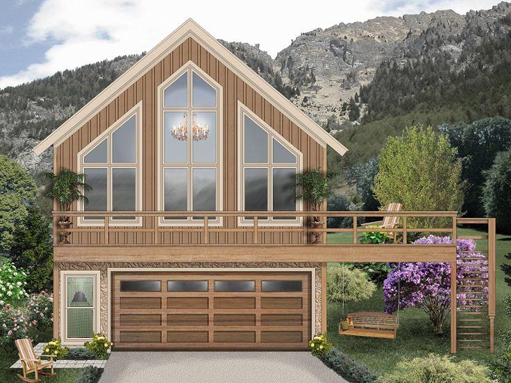 Garage Apartment Plans | Garage Apartment Plan make Cozy Vacation ...