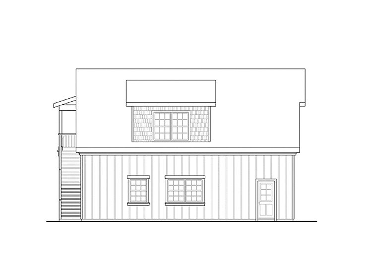 Garage Loft Plans Two Car Garage Loft Plan With Shop
