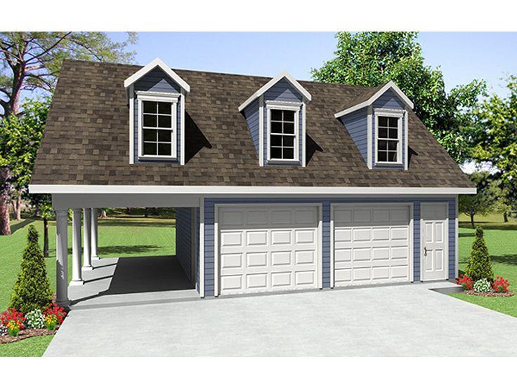 Pleasant Garage Plans With Loft The Garage Plan Shop Largest Home Design Picture Inspirations Pitcheantrous