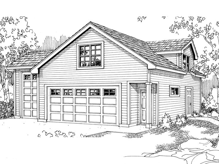 Plan 051g 0022 Garage Plans And Garage Blue Prints From