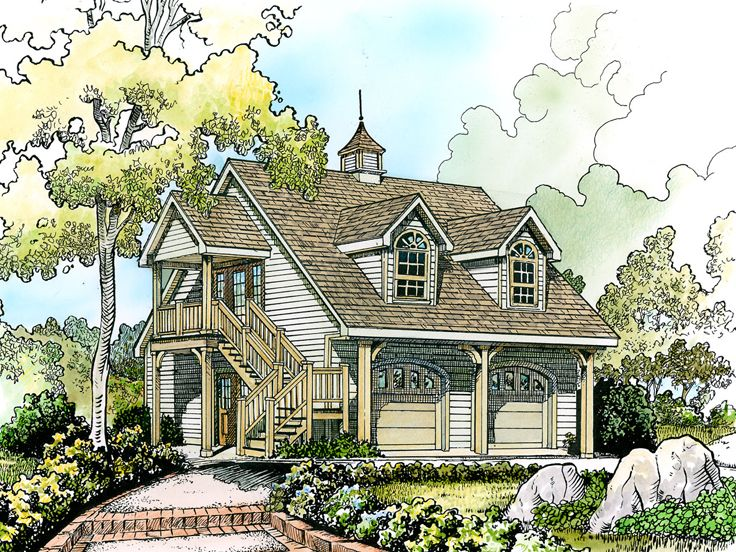 Carriage house plans unique garage apartment with 2 car Carriage house plans