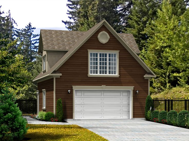 Garage carriage house plans for Car carriage