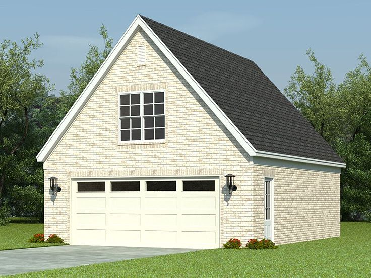 Garage with Flex Space, 006G-0066