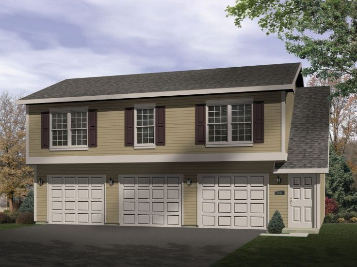 The garage plan shop for 8 car garage plans