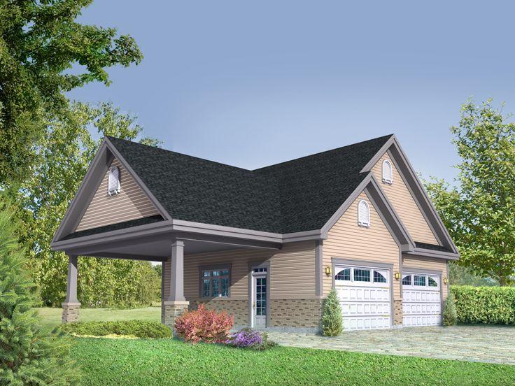 garage plans with carport 2 car garage plan with carport 072g 0024 at. Black Bedroom Furniture Sets. Home Design Ideas