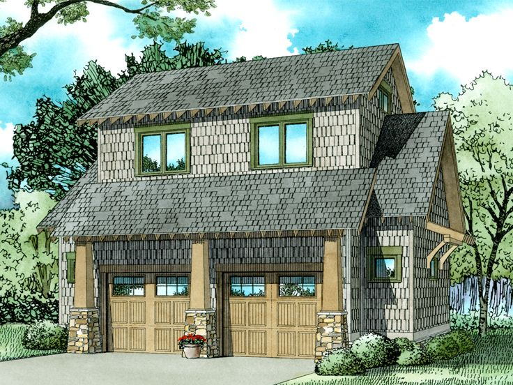 Craftsman style carriage house plans for Historic carriage house plans