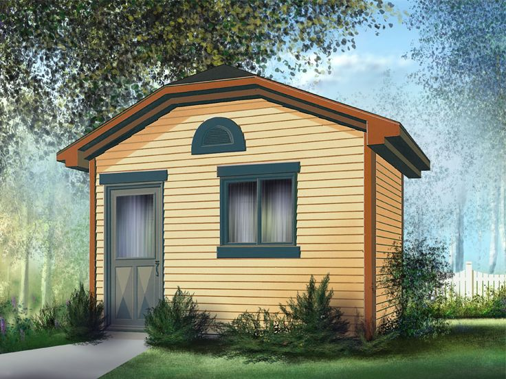 Utility Shed Plans Utility Shed Plan For The Family Handyman