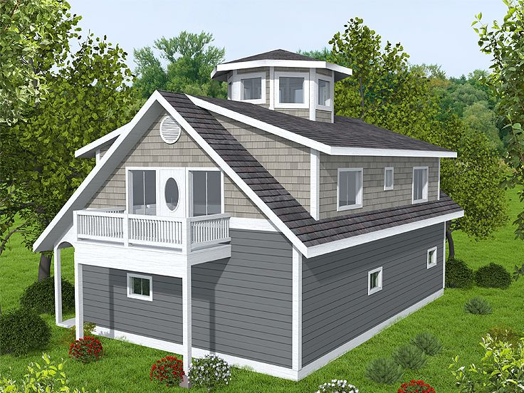 Plan 012g 0134 garage plans and garage blue prints from for The garage plan shop