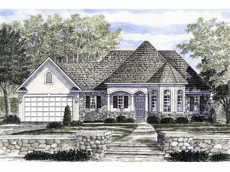 Plan 014h 0005 Garage Plans And Garage Blue Prints From