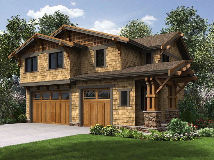 Carriage House Plan, 035G-0023