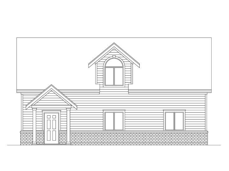 Garage plans with loft garage loft plan with boat for Garage plans with boat storage