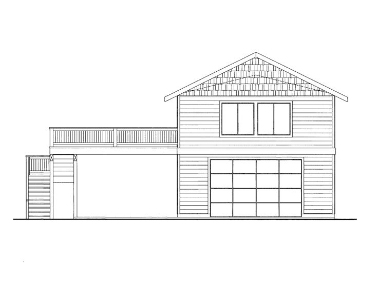 Plan 012g 0055 Garage Plans And Garage Blue Prints From