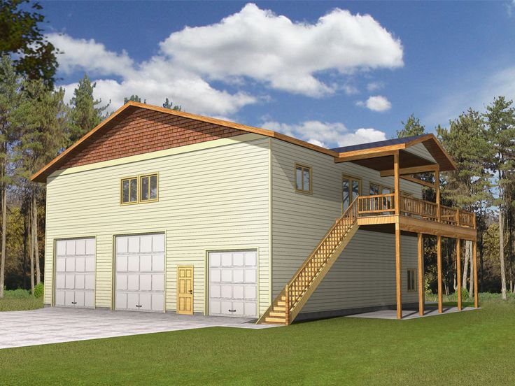 Plan 012g 0102 garage plans and garage blue prints from Free garage plans with apartment above