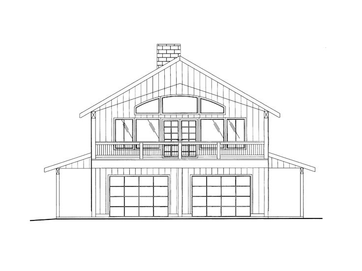 Plan 012g 0118 garage plans and garage blue prints from the garage plan shop for Unique carriage house plans
