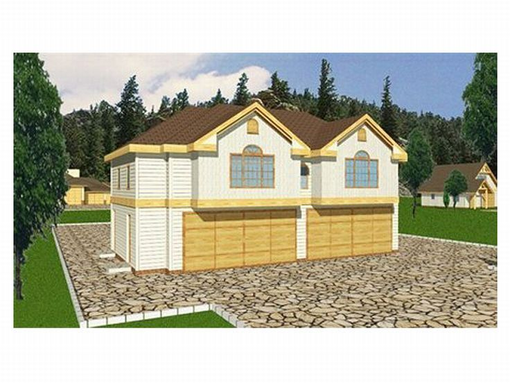Plan 012g 0006 Garage Plans And Garage Blue Prints From