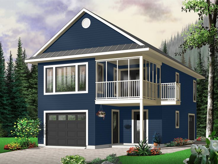 3 bay garage house plans for 6 car garage house plans