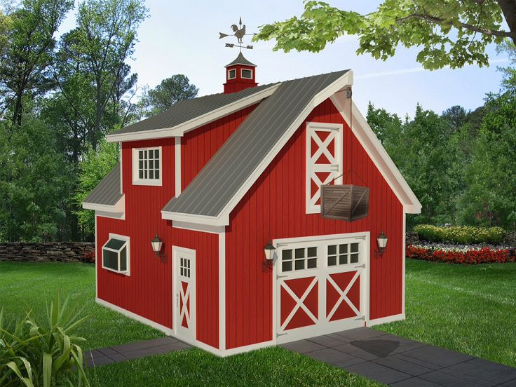 1 car garage plans one car garage plan with loft 062g for 1 car garage with loft