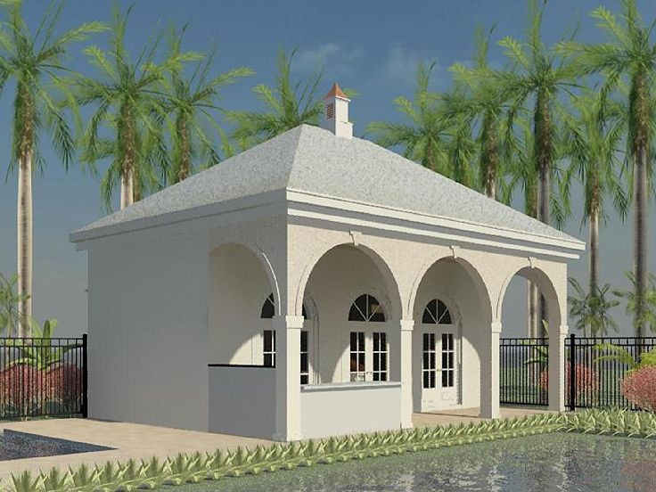 Pool House Designs Plans contemporary pool contemporary garden pools house dizain interior beige covered patio cabana pool house plans images Plan 006p 0013